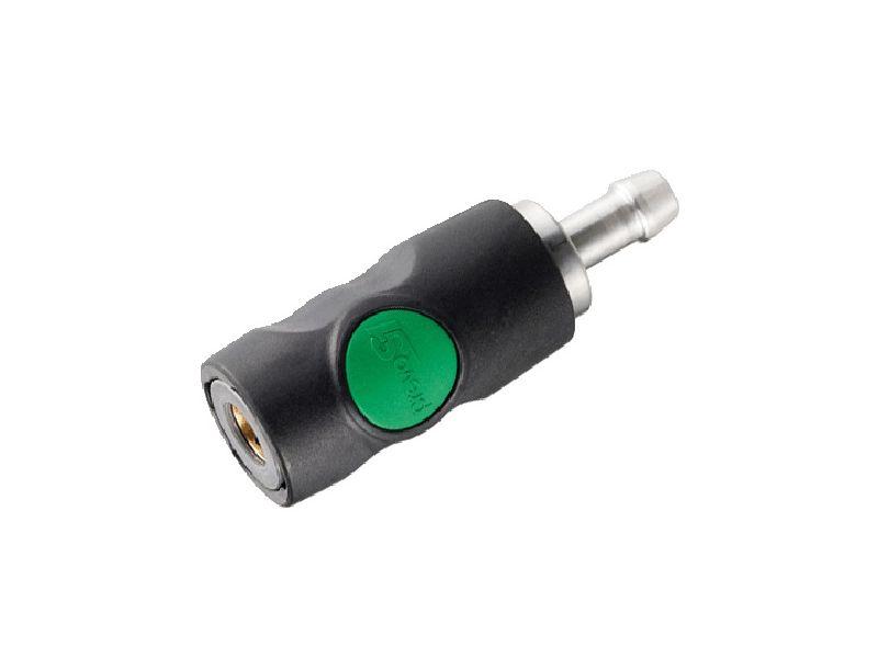 Prevost veiligheidskoppeling Euro 10 mm slangaansluiting met drukknop