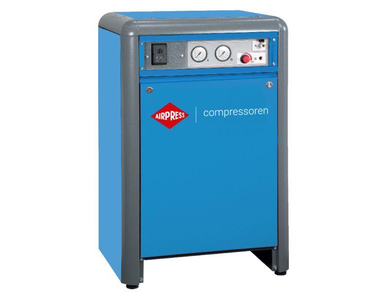 Stille Compressor APZ 320+ 400V 10 bar 3 pk/2.2 kW 317 l/min 24 l