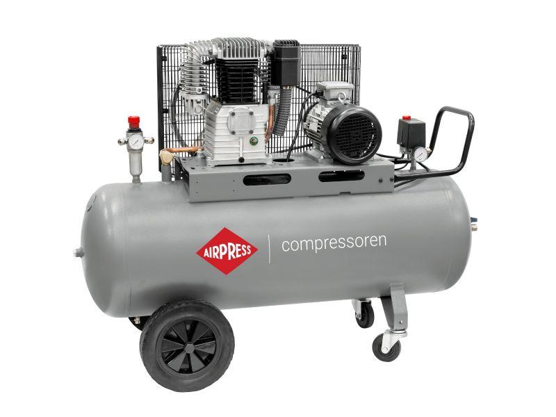Compressor HK 650-200 Pro 11 bar 5.5 pk/4 kW 490 l/min 200 l