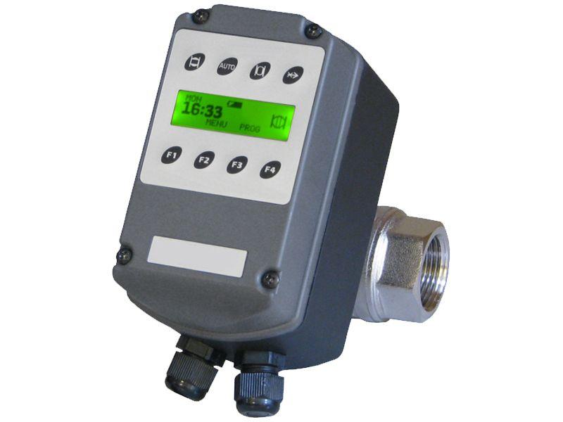 Elektrische kogelafsluiter 230V 1