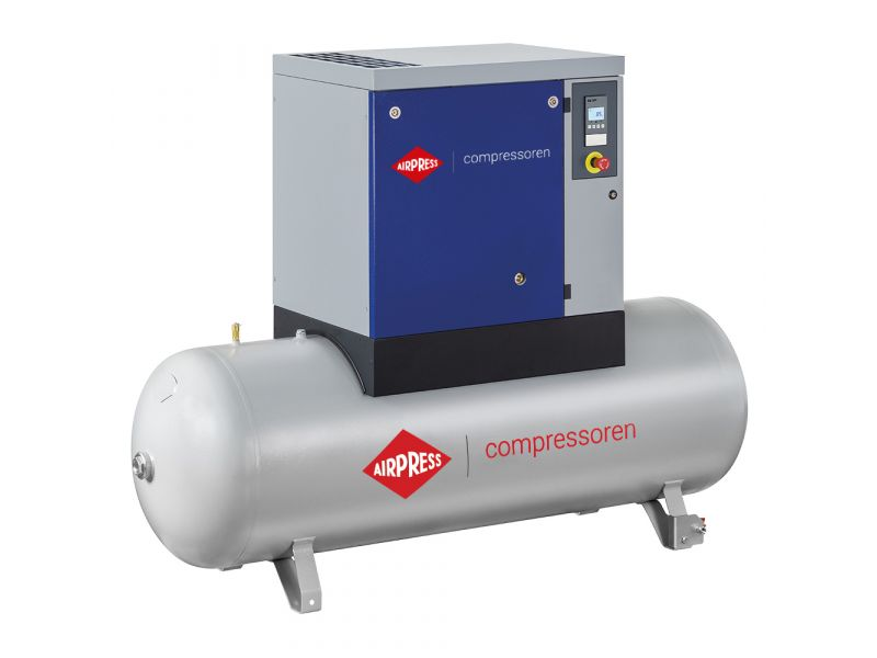 Schroefcompressor APS 20 Basic Combi 10 bar 20 pk/15 kW 1680 l/min 500 l