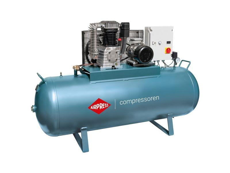 Compressor K 500-700S 14 bar 5.5 pk/4 kW 420 l/min 500 l