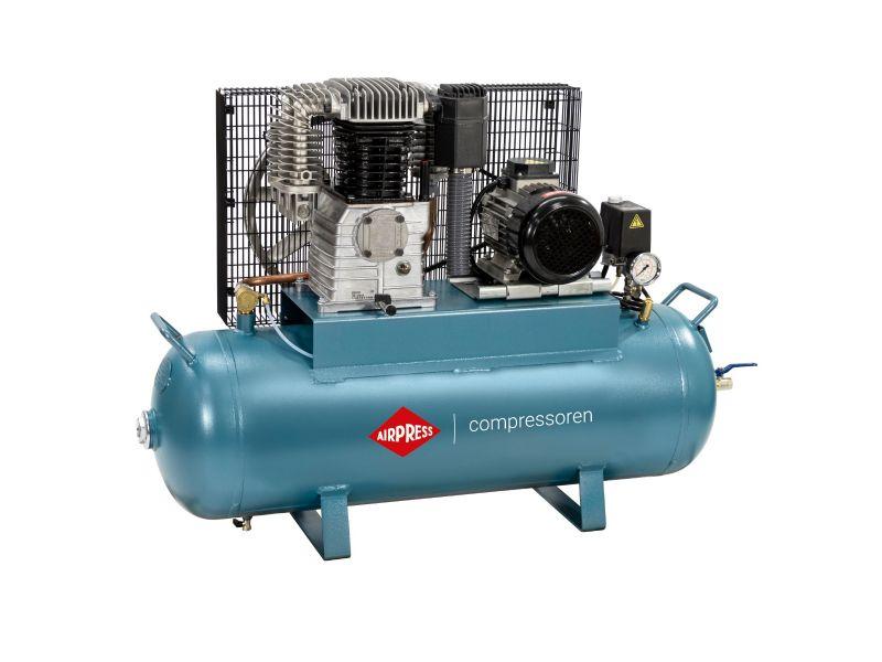 Compressor K 100-450 14 bar 3 pk/2.2 kW 270 l/min 100 l