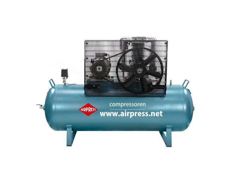 Compressor K 500-1500S 14 bar 10 pk/7.5 kW 750 l/min 500 l