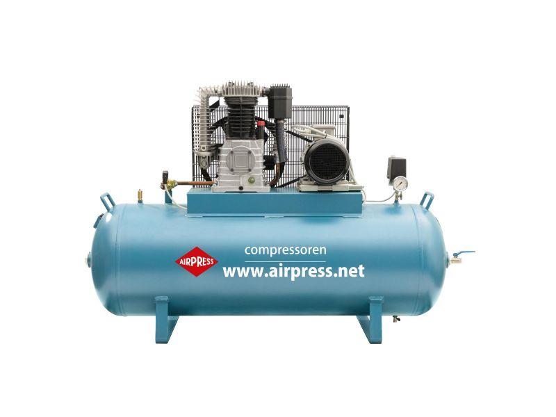 Compressor K 300-700S 14 bar 5.5 pk/4 kW 420 l/min 300 l