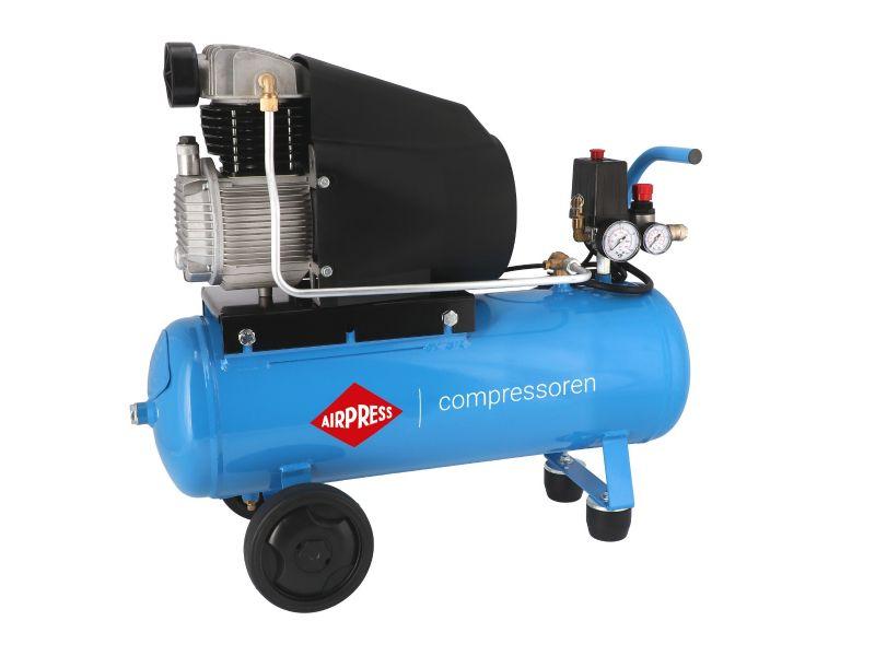 Compressor H 280-25 10 bar 2 pk/1.5 kW 148 l/min 25 l