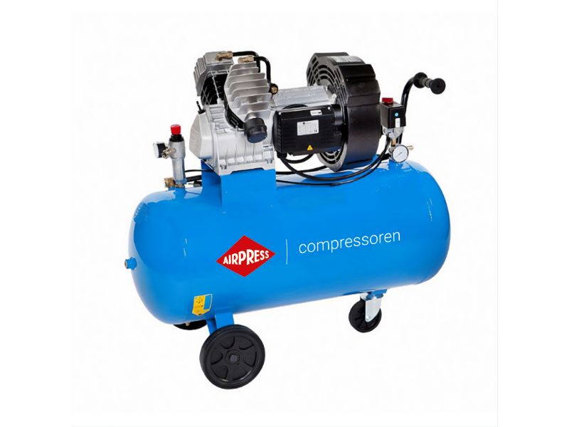 Compressor LM 100-410 10 bar 3 pk/2.2 kW 197 l/min 100 l