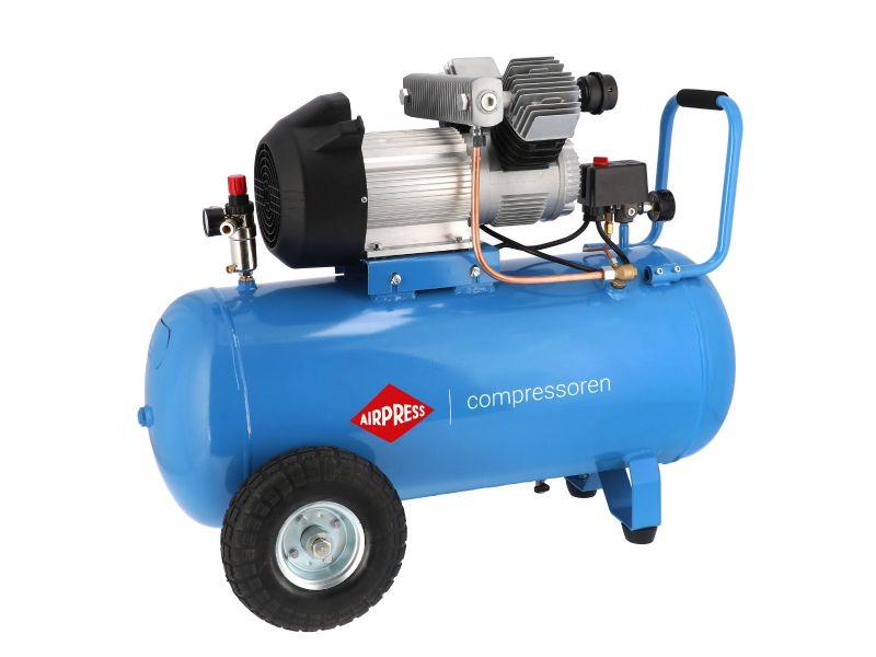 Compressor LM 90-350 10 bar 3 pk/2.2 kW 245 l/min 90 l