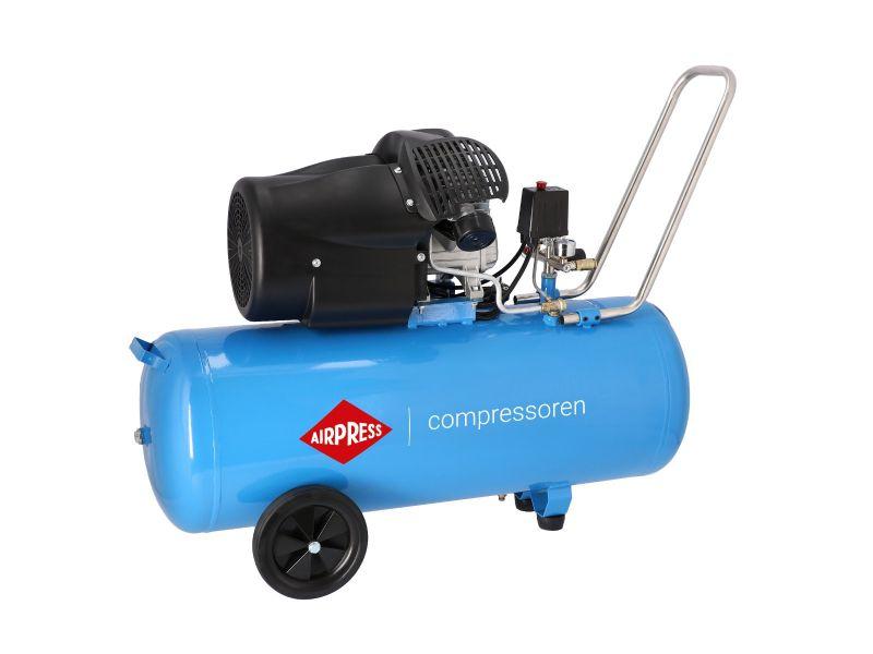 Compressor HL 425-100V 8 bar 3 pk/2.2 kW 314 l/min 100 l