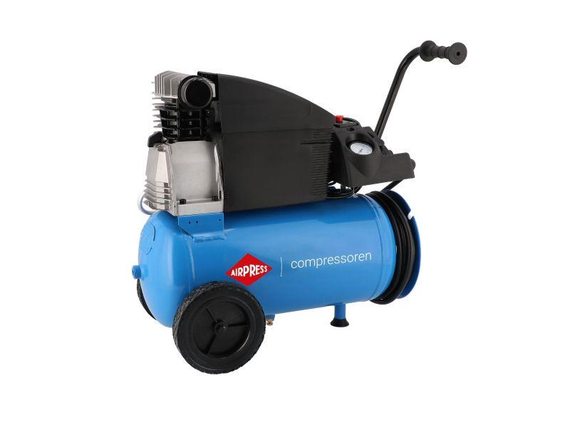 Compressor H 360-25 10 bar 2.5 pk/1.8 kW 288 l/min 25 l