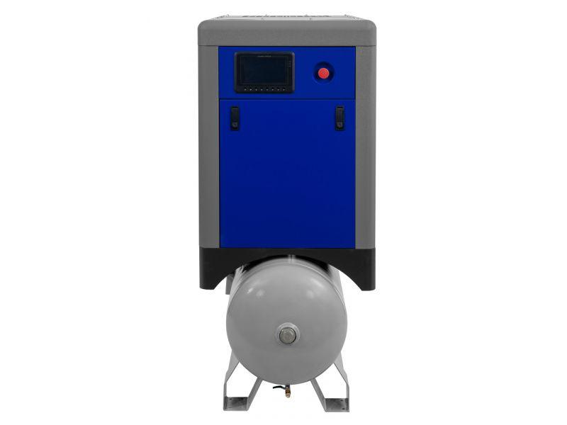 Schroefcompressor APS 7.5 IVR Combi Dry X 10 bar 7.5 pk/5.5 kW 170-690 l/min 200 l