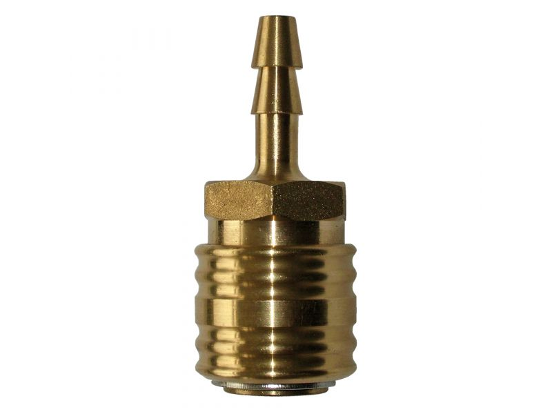Snelkoppeling Euro 8 mm slangaansluiting