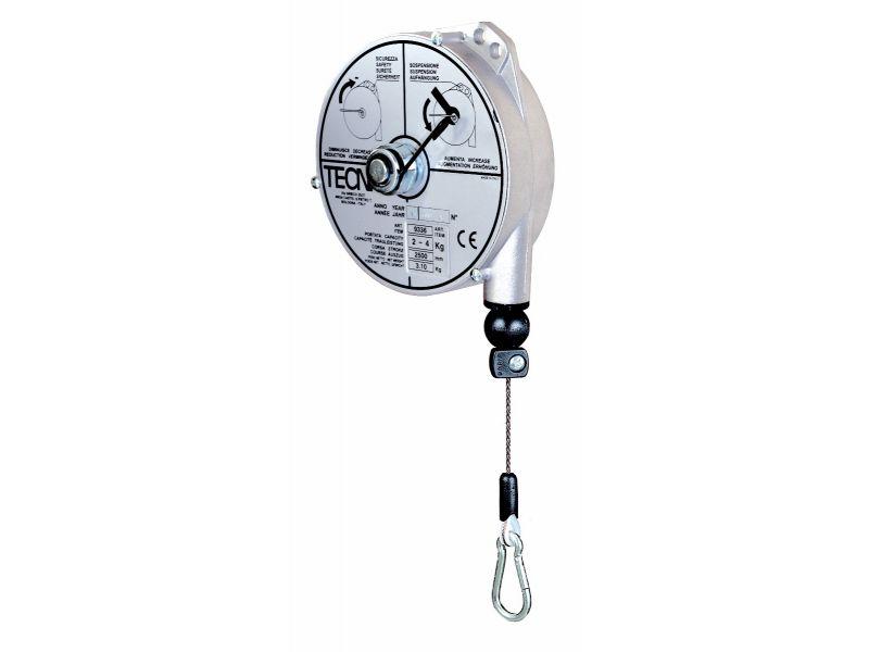 Veerbalancer 4 - 6 kg 2.5 m