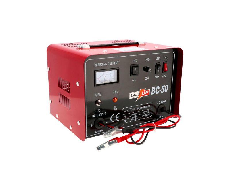 Acculader BC 50 21A 12/24V 40-400Ah