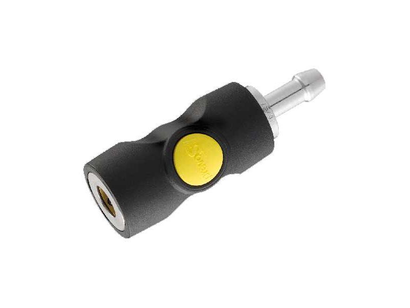 Prevost veiligheidskoppeling Type Orion 6 mm slangaansluiting met drukknop