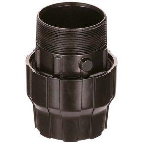Aluminium soknippel 40 mm 1 1/2