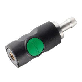 Prevost veiligheidskoppeling Euro 13 mm met drukknop