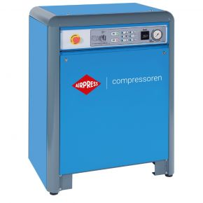 Stille Compressor APZ 500+ 10 bar 4 pk/3 kW 379 l/min 3 l