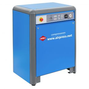Stille Compressor APZ 500+ 10 bar 4 pk 379 l/min 3 l