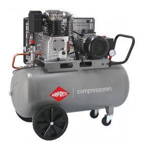 Compressor HK 425-100 Pro 10 bar 3 pk/2.2 kW 280 l/min 100 l