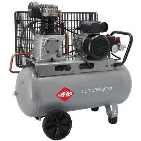 Compressor HL 310-50 Pro 10 bar 2 pk/1.5 kW 158 l/min 50 l