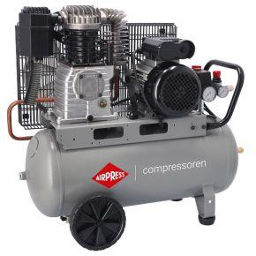 Compressor HL 425-50 Pro 10 bar 3 pk/2.2 kW 280 l/min 50 l