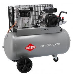Compressor HL 375-100 Pro 10 bar 3 pk/2.2 kW 231 l/min 90 l