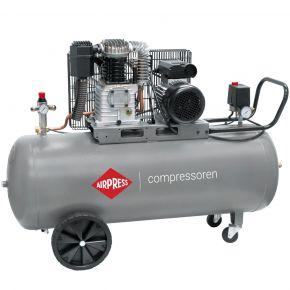 Compressor HL 425-150 Pro 10 bar 3 pk/2.2 kW 280 l/min 150 l
