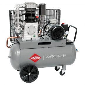 Compressor HK 1000-90 Pro 11 bar 7.5 pk/5.5 kW 698 l/min 90 l