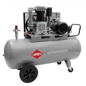 Compressor HK 1000-270 11 bar 7.5 pk/5.5 kW 698 l/min 270 l