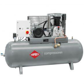 Compressor HK 1500-500 Pro 11 bar 10 pk/7.5 kW 859 l/min 500 l