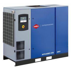 Schroefcompressor APS 30BD IVR Dry 13 bar 30 pk/22 kW 770-4170 l/min