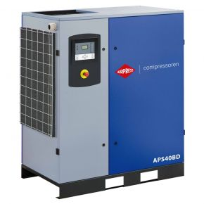 Schroefcompressor APS 40BD 10 bar 40 pk/30 kW 4585 l/min