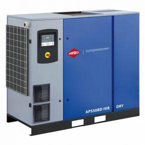 Schroefcompressor APS 50BD IVR Dry 13 bar 50 pk/37 kW 1066-6335 l/min