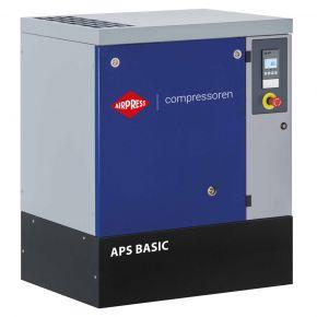 Schroefcompressor APS 10 Basic 8 bar 10 pk/7.5 kW 1140 l/min