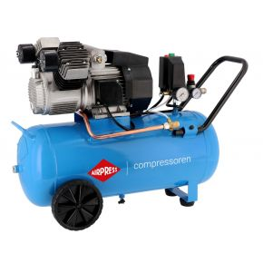 Compressor KM 50-350 10 bar 2.5 pk/1.8 kW 280 l/min 50 l
