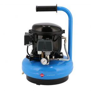 Stille Compressor L 6-45 8 bar 0.3 pk/0.2 kW 36 l/min 6 l