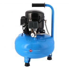 Compressor L 50-24 8 bar 0.5 pk/0.37 kW 32 l/min 24 l