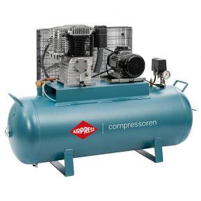 Compressor K 200-450 14 bar 3 pk/2.2 kW 238 l/min 200 l