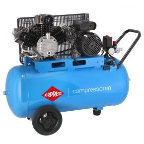 Compressor LM 100-400 10 bar 3 pk/2.2 kW 320 l/min 100 l