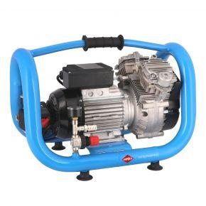 Stille Olievrije Compressor LMO 5-240 10 bar 1.5 pk/1.1 kW 192 l/min 5 l