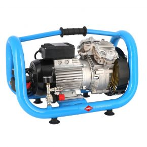 Stille Olievrije Compressor LMO 5-380 10 bar 2 pk/1.5 kW 304 l/min 5 l