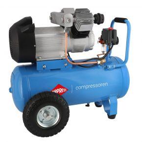 Compressor LM 50-350 10 bar 3 pk/2.2 kW 245 l/min 50 l