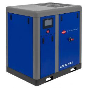 Schroefcompressor APS 20 IVR X 10 bar 20 pk/15 kW 410-1870 l/min