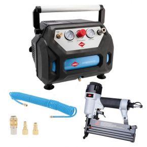 Olievrije compressor H 215-6 8 bar 1.5 pk 92 l/min 6 l Plug & Play