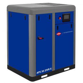 Schroefcompressor APS 30 2IVR X 10 bar 30 pk/22 kW 1130-4060 l/min