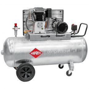 Compressor G 700-300 Pro 11 bar 5.5 pk/4 kW 530 l/min 270 l verzinkt
