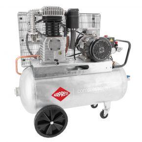 Compressor G 700-90 Pro 11 bar 5.5 pk/4 kW 530 l/min 90 l 400V