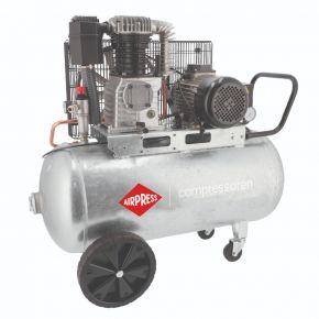 Compressor G 625-90 Pro 10 bar 4 pk/3 kW 380 l/min 90 l