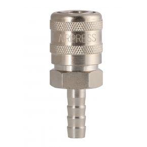 Snelkoppeling Type Orion 8 mm slangaansluiting in blister